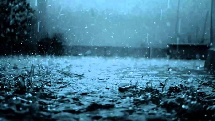 A Chuva Cai do Céu Respondendo