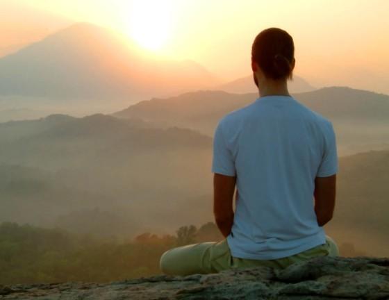 meditacao, china