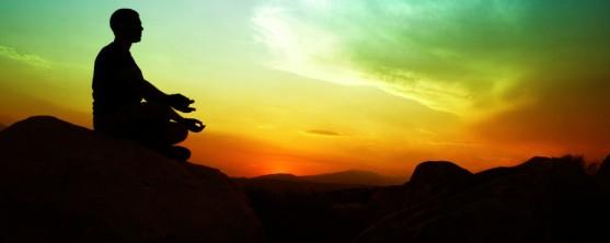 meditacao, verde