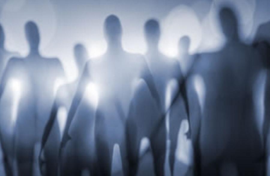 espíritos, a busca pela perenidade, vultos, silhouttes