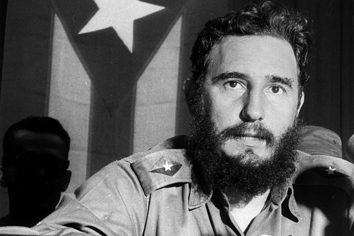 (GERMANY OUT) Fidel Castro - Revolutionary, Politician, Cuba*13.08.1926-adressing- 1960ies (Photo by Jung/ullstein bild via Getty Images)