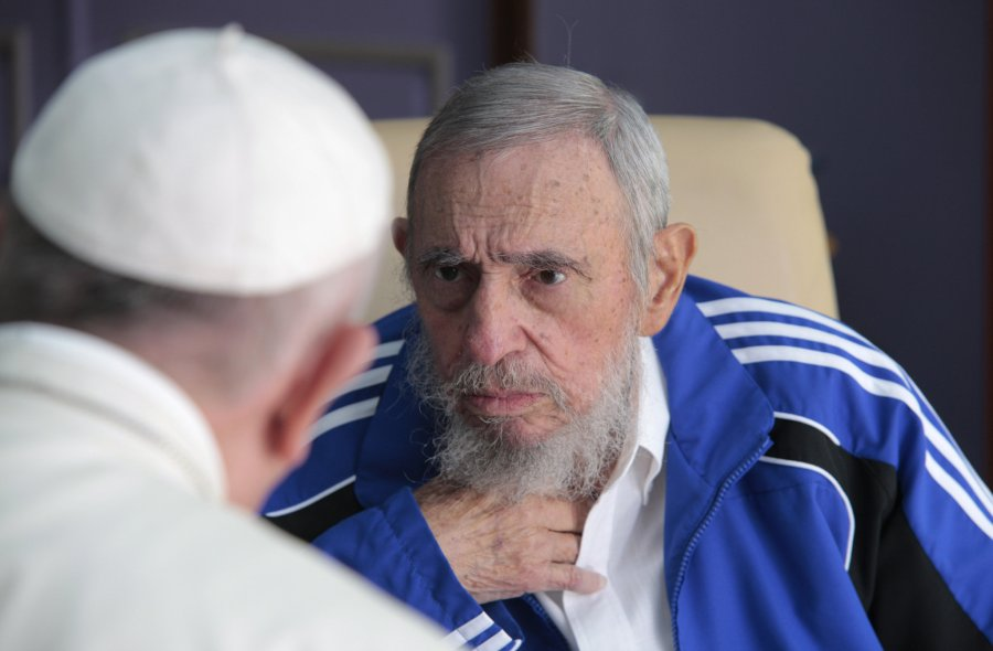 fidel-castro-com-papa-francisco