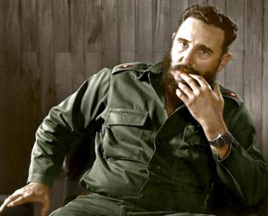 fidel-castro-lider-revolucionario-cubano