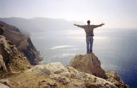 Resultado de imagem para no topo do mundo