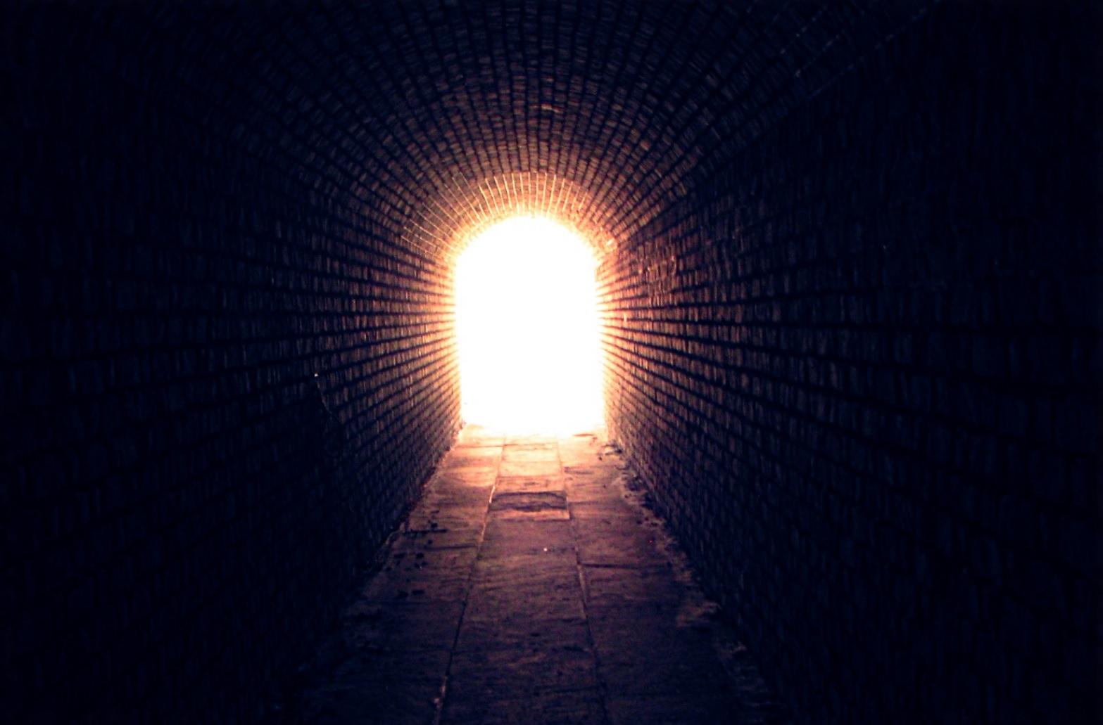 A Luz que Vem de Frente